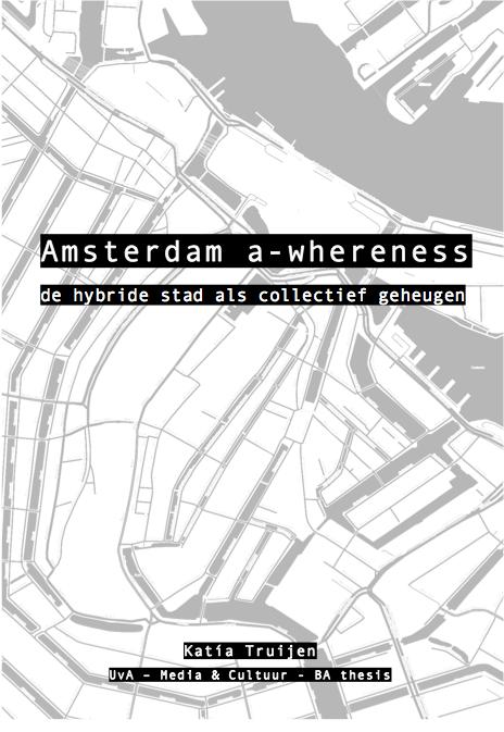 Amsterdam a-whereness
