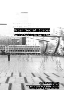 urban social spaces
